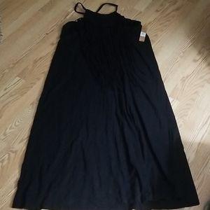 DKNY Jean's boho maxi dress 26/28